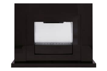 black gloss fireplace buy fireplaces from the next uk shop