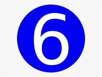 Number Circle Clipart Clipartkey