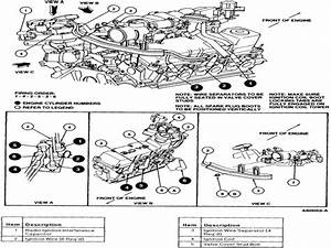 99 Ford Taurus Engine Diagram