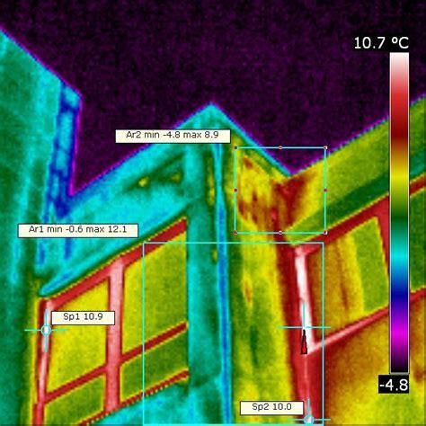 Energetische Sanierung Schwachstellen Mit Der Waermebildkamera Erkennen by Thermographie G I H Planungsb 252 Ro F 252 R Sanierung Und Neubau