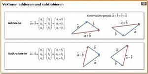 Strahlensätze Berechnen : vektorrechnung vektoren multiplizieren l nge eines vektors ~ Themetempest.com Abrechnung