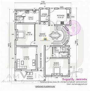 Inspiring 4 Bedroom Duplex Floor Plans In Nigeria Memsaheb ...