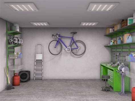 Ladestation Garage by Effective Techniques On How To Clean Garage Floor
