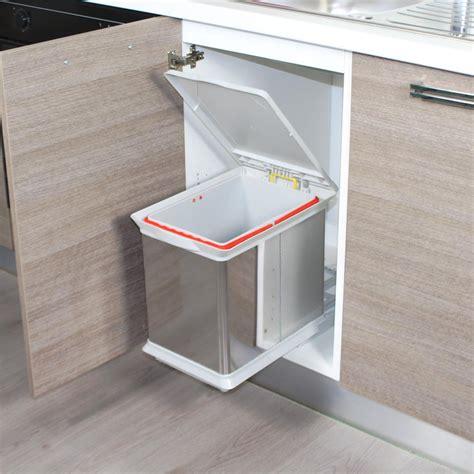 grande poubelle de cuisine poubelle tiroir coulissant obasinc com