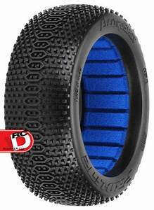 ElectroShot Off Road 18 Buggy Tires From Pro Line RC Driver
