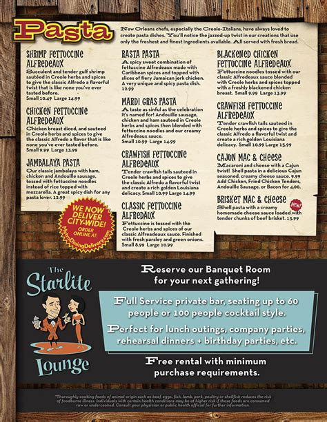 buzzard billys menu order  delivery lincoln