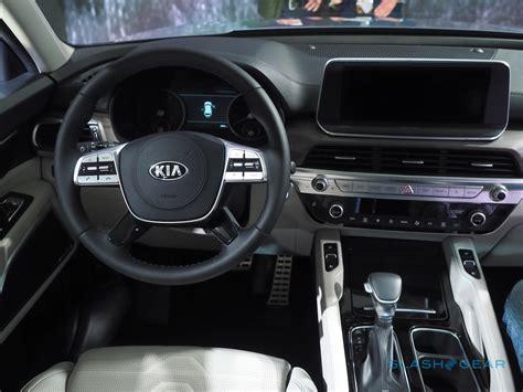 2020 Kia Telluride Ex Interior by 2020 Kia Telluride Look Family Suv Meets Premium