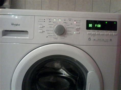 ma machine a laver indesit ne s allume plus mouvement