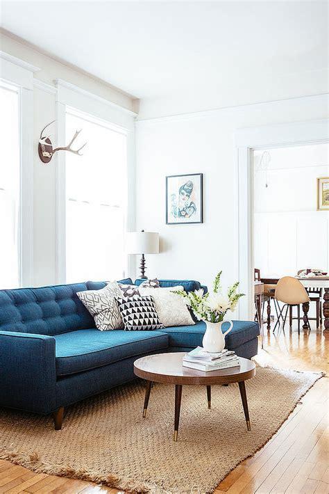 Easy Living Room Decorating Ideas  Popsugar Home