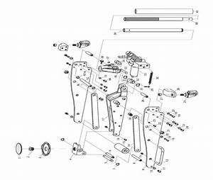 Sip 03673 1 25 Ton Aluminium Racing Jack Diagram
