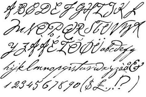 alphabeth couple tattoo cool tattoo fonts  unique