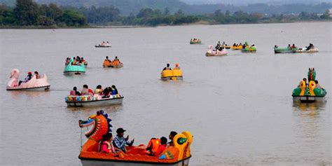 Resumed In Chandigarh by Boating Resumes At Sukhna Lake Chandigarh Chandigarh Metro