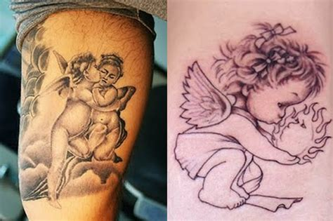 tattoo designs   baby boy tattoo lawas