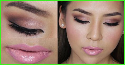 light makeup step  step tutorial  pictures