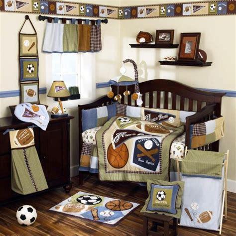 le chambre gar n déco chambre bébé garçon idées de linge de lit en 26 photos