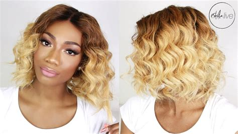 How To Curl A Bob Wig • Rpgshow X Anthonycuts