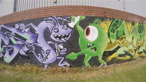 Graffiti Ea : Ghost Ea & Chor Crz