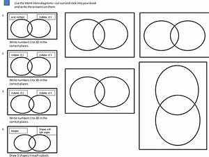 Venn Diagrams Worksheets By Cathyve - Teaching Resources