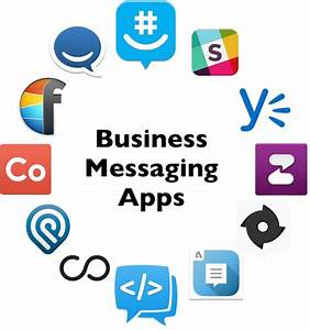 What differentiates a business messaging app? - off on a ...