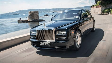 Rolls Royce Phantom Ewb 2017 4k Wallpaper