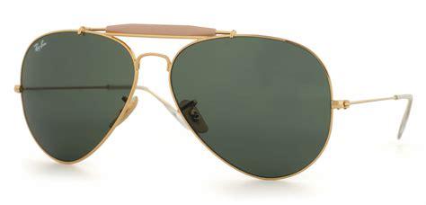 Rayban Rb3029  Outdoorsman Ii Aviator Sunglasses