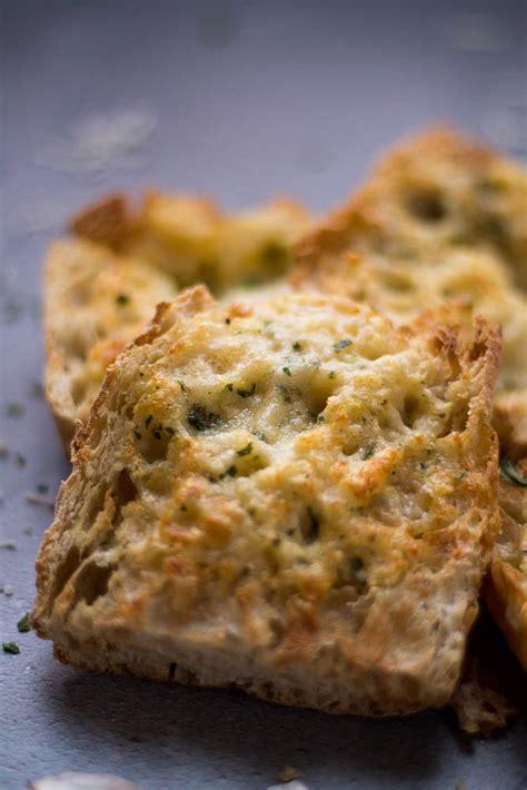 fryer bread air garlic