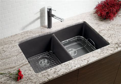 blanco granite kitchen sink blanco u 2 400073 4777