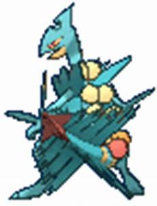 Pokemon Sceptile Sprite Images | Pokemon Images