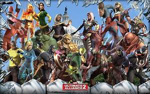 Marvel Ultimate Alliance 2 Ps4 Review Chalgyru002639s Game Room