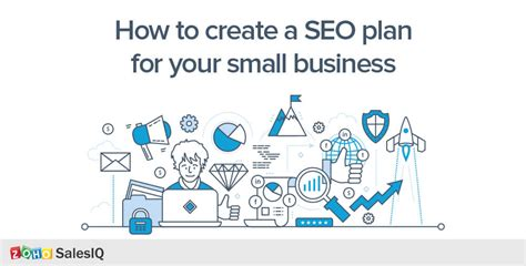 Seo Plan - how to create a seo plan for your small business 171 zoho