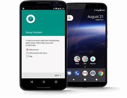Android Zero Touch Management Enterprise Enrollment Enforced