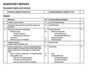 Stock Report Template Excel Sle Inventory Report 10 Documents In Pdf