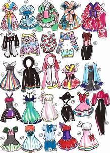 วาดเเล้ว   เสื้อผ้า อนิเมะ   Pinterest