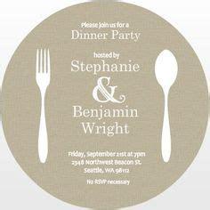 dinner invitation email images dinner