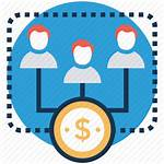 Employee Icon Payroll Compensation Salary Benefit Staff