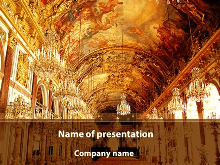 baroque powerpoint template free architecture of the renaissance powerpoint template