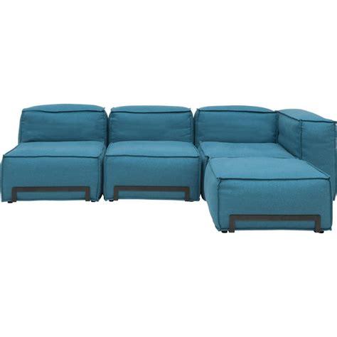 canapé d angle pouf canapé padded modulable avec pouf fauteuil et élément d 39 angle
