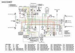 Fast Download 80 Suzuki Gs 850 Wiring Diagram