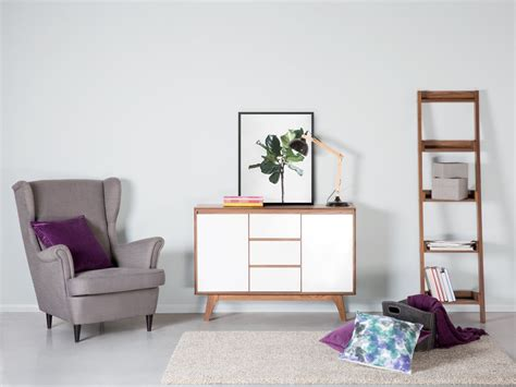 sideboard white with wood pittsburgh living room
