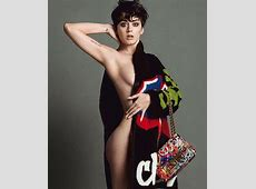 Katy Perry Goes Naked For Super Sexy Moschino Campaign Ads