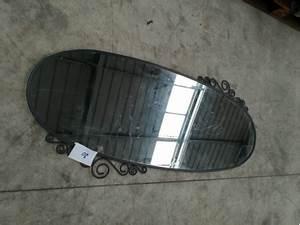 Grand Miroir Ikea : grand miroir ovale ikea ~ Teatrodelosmanantiales.com Idées de Décoration