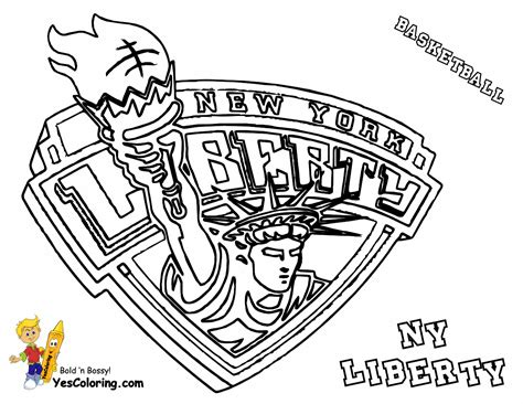 New York Giants Coloring Pages