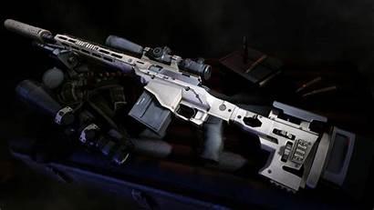 Msr Sniper Remington Rifle Weapon