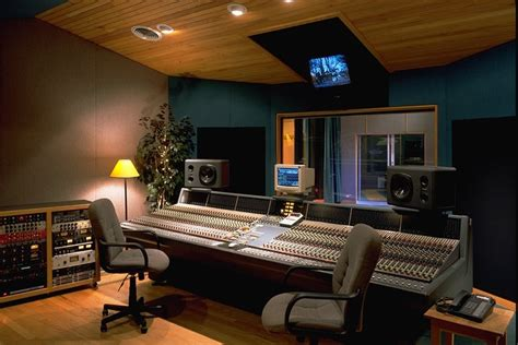 home recording studio design plans floor house
