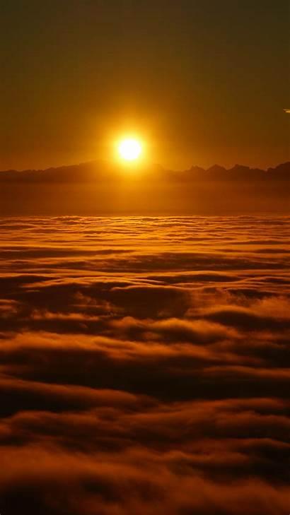 Sunrise Clouds Sun 4k Sky 8k Wallpapers
