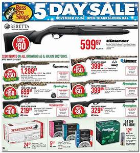 Bass Pro Shops Black Friday Ads, Sales, Doorbusters, Deals ...