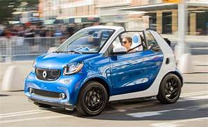 Smart Fortwo Cabriolet : 2017 smart fortwo cabriolet u s spec first drive review ~ Jslefanu.com Haus und Dekorationen