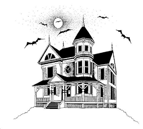 haunted house drawing google search haunted house