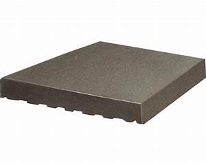 Beton Pigmente Hornbach : mauerabdeckung flach grau 49 0 x 40cm bei hornbach kaufen ~ Michelbontemps.com Haus und Dekorationen