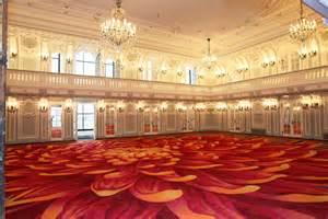 flower balls the ballroom